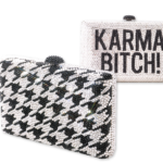 Say 'Hello' to Mr Kandee's Winter Collection inspired by ATTITUDE. This innovative and creative collection focuses on high quality bespoke customised materials and signature Mr Kandee embellishment! Hello, I'm KARMA.