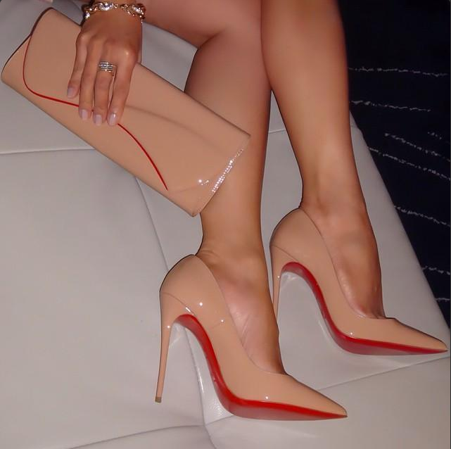 LOUBOUTIN : Inspiration nude by Louboutin