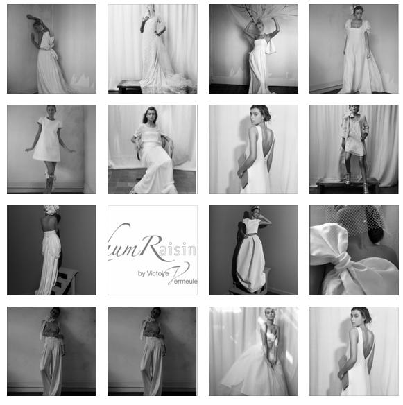 L'Espace Rivoli : L'Espace mode et mariage des créations de robes Rhum Raisins by Victoire Vermeulen