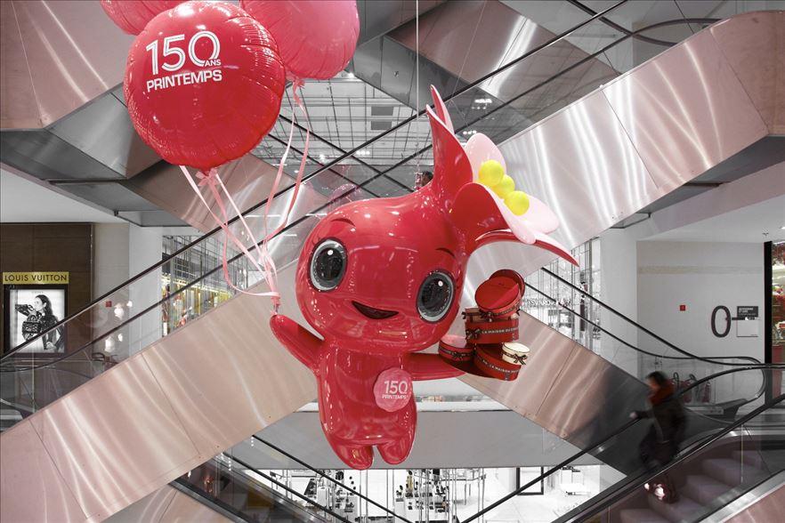 1865 – 2015 : Le Printemps célèbre ses 150 ans