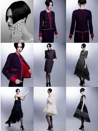 Collection Haute Couture Automne-Hiver 2015-2016 : Chanel et son Casino royal