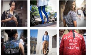 Street style : Le meilleur de look de la  semaine couture  1/2