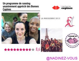 Au Top de ma Forme : La Parisienne x Mes Bonnes Copines épisode 4/4