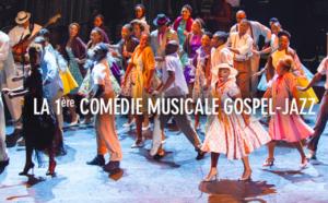 Gospel sur La Colline : Ça swingue ! Ça chante ! Ça groove ! Aux Folies Bergères