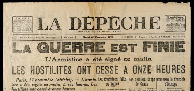 CITATION DU JOUR DE  GEORGES CLEMENCEAU