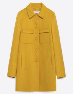 20 MANTEAUX MODE A MOINS DE 100 EUROS Manteau femme Zara