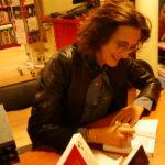 MON PARIS D'INES DE LA FRESSANGE AVEC SOPHIE GACHET - séance de dédicaces le 12 novembre