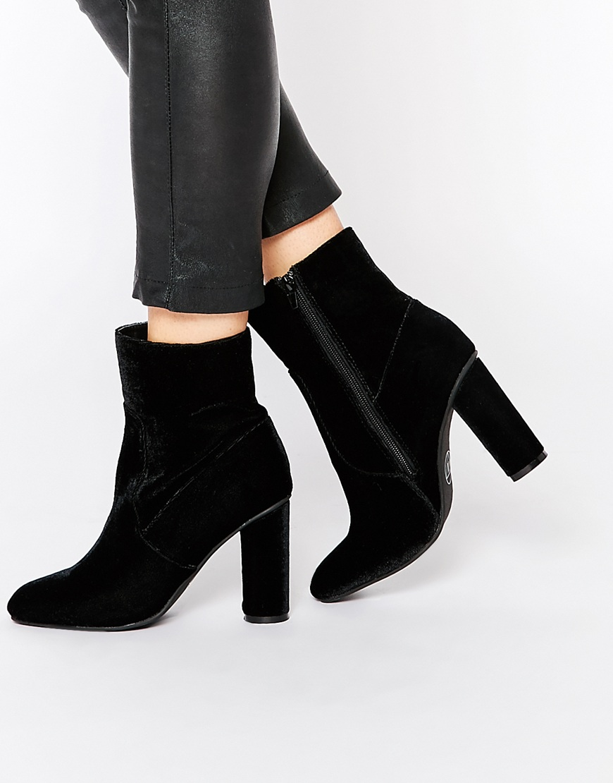 10 PAIRES DE BOTTINES MODE A MOINS DE 100 EUROS MISSGUIDED 62.99
