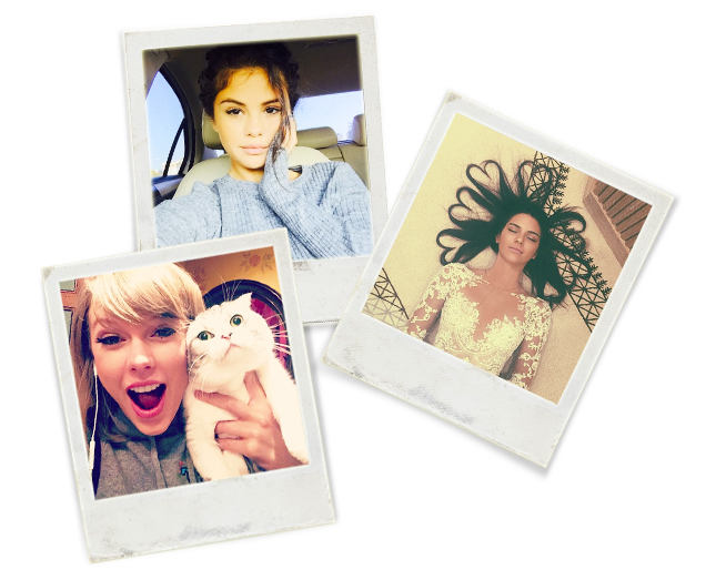 INSTAGRAM 2015 : LES 10 PHOTOS LES PLUS LIKEES