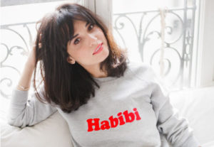 Le sweat-shirt Habibi : ULAPxRimeArodaky