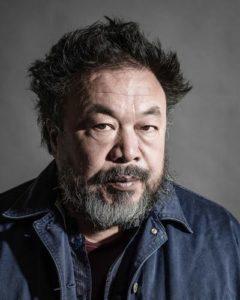 Ai Weiwei, invité du Bon Marché Rive Gauche