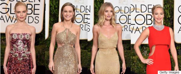 BEST & WORST DRESSED RED CARPET PICS : GOLDEN GLOBES 2016
