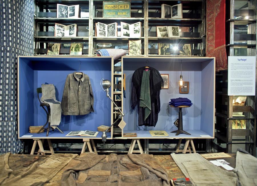« Classe Ouvrière » :  Kiliwatch X Untitled Clothes