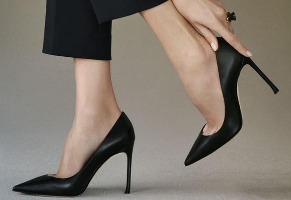 Dior dévoile un nouveau soulier : le Dioressence