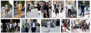 Zoom sur les meilleurs Street looks à la Fashion Week homme à Milan