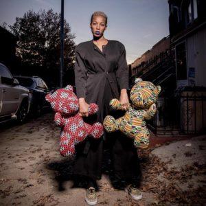 L'exposition DNA (D de DD – N de Nation – A de art). «Le doudou dans tous ses états » par Myriam Maxo &Co. J'y étais !