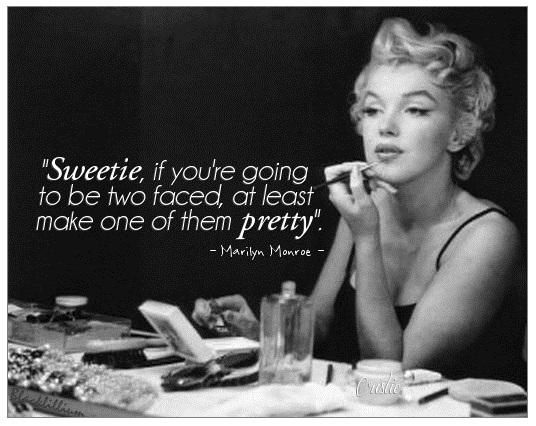 Les citations inspirantes de Marylin Monroe
