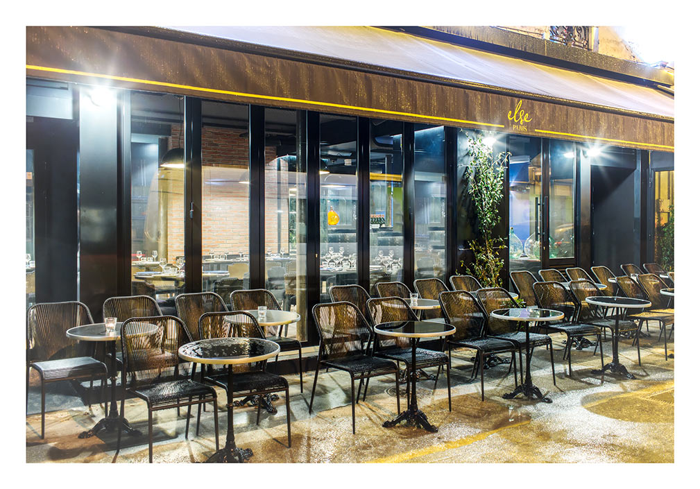 Else Paris : LA NOUVELLE CANTINE CHIC PARISIENNE