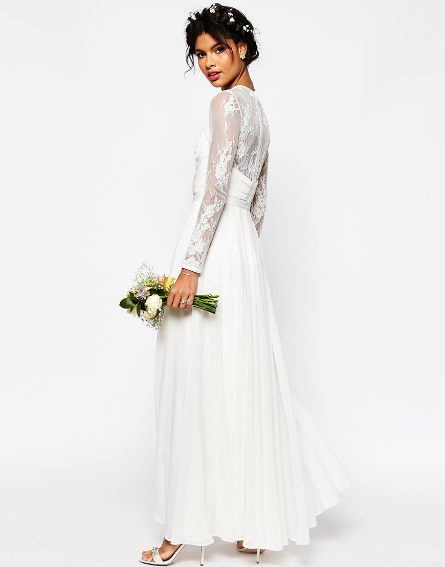 Trouvez la robe de mariée de vos rêves sur ASOS