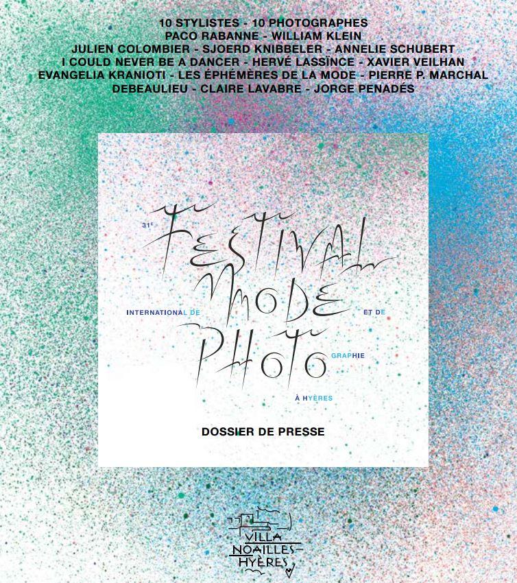 La 31e édition du Festival de mode et de photographie à Hyères