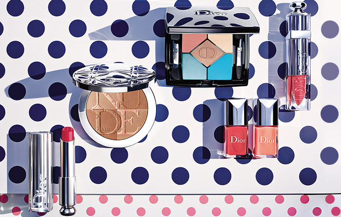 Look ÉTÉ : Milky Dots de Dior