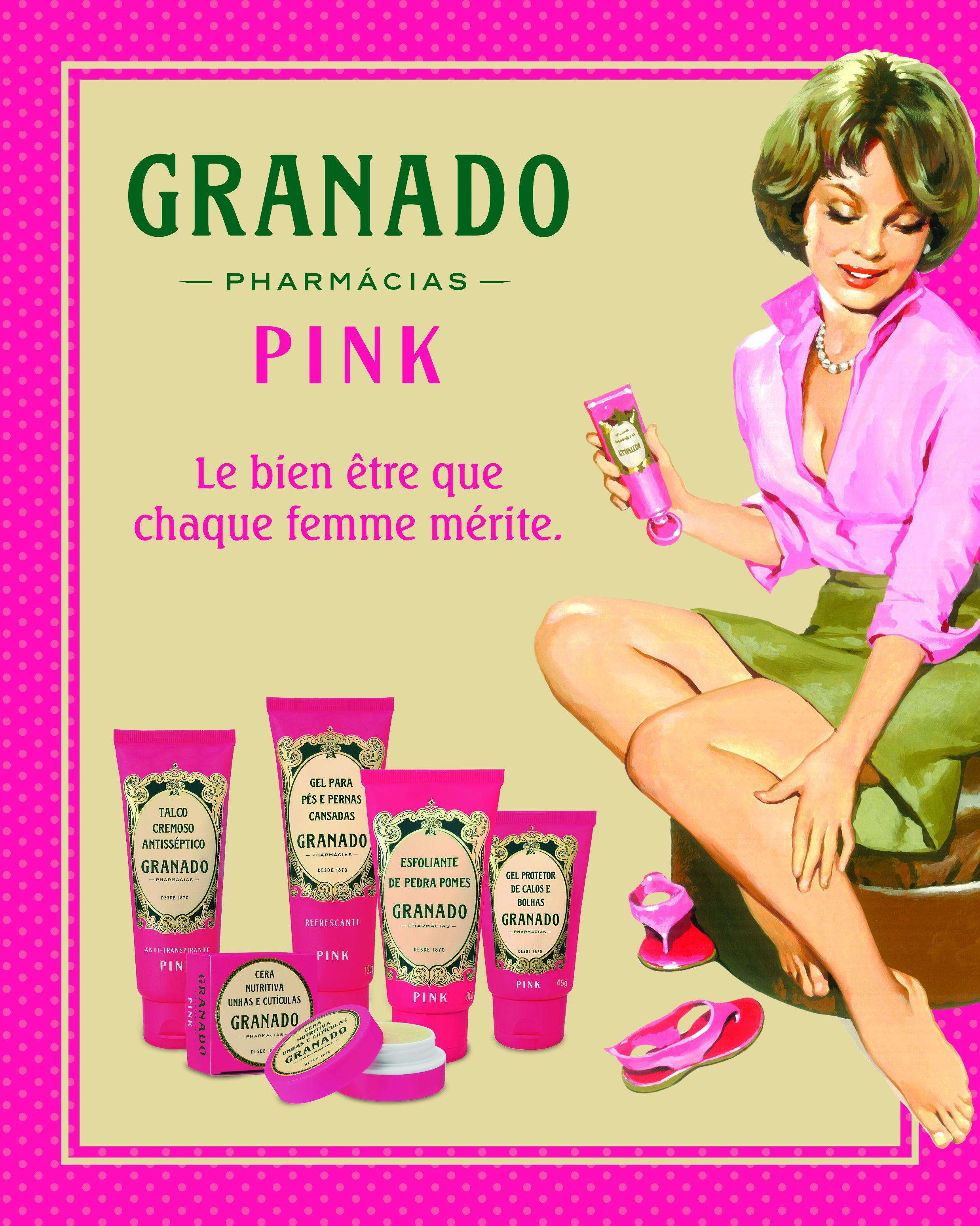 Granado x Les Jardins de Nana
