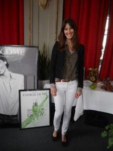 Les belles rencontres du Printemps (Haussmann) : Lancôme Paris x  GOOD ORGANIC ONLY