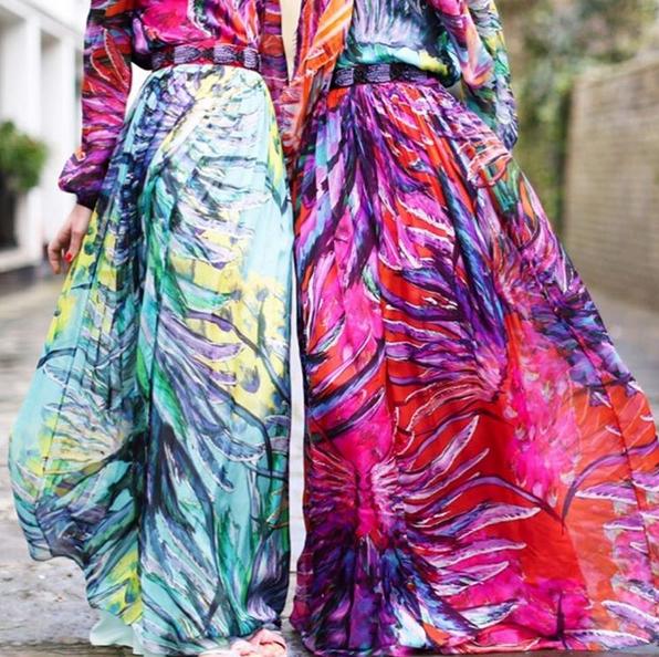 Ces 10 jupes longues qu'il nous faut pour cet été 2016