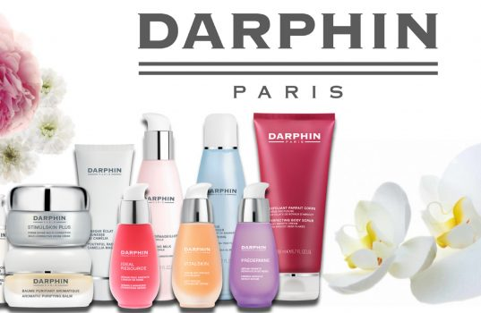 DARPHIN RHABILLE SON INSTITUT GRÂCE À UN CALLIGRAPHE D'EXCEPTION