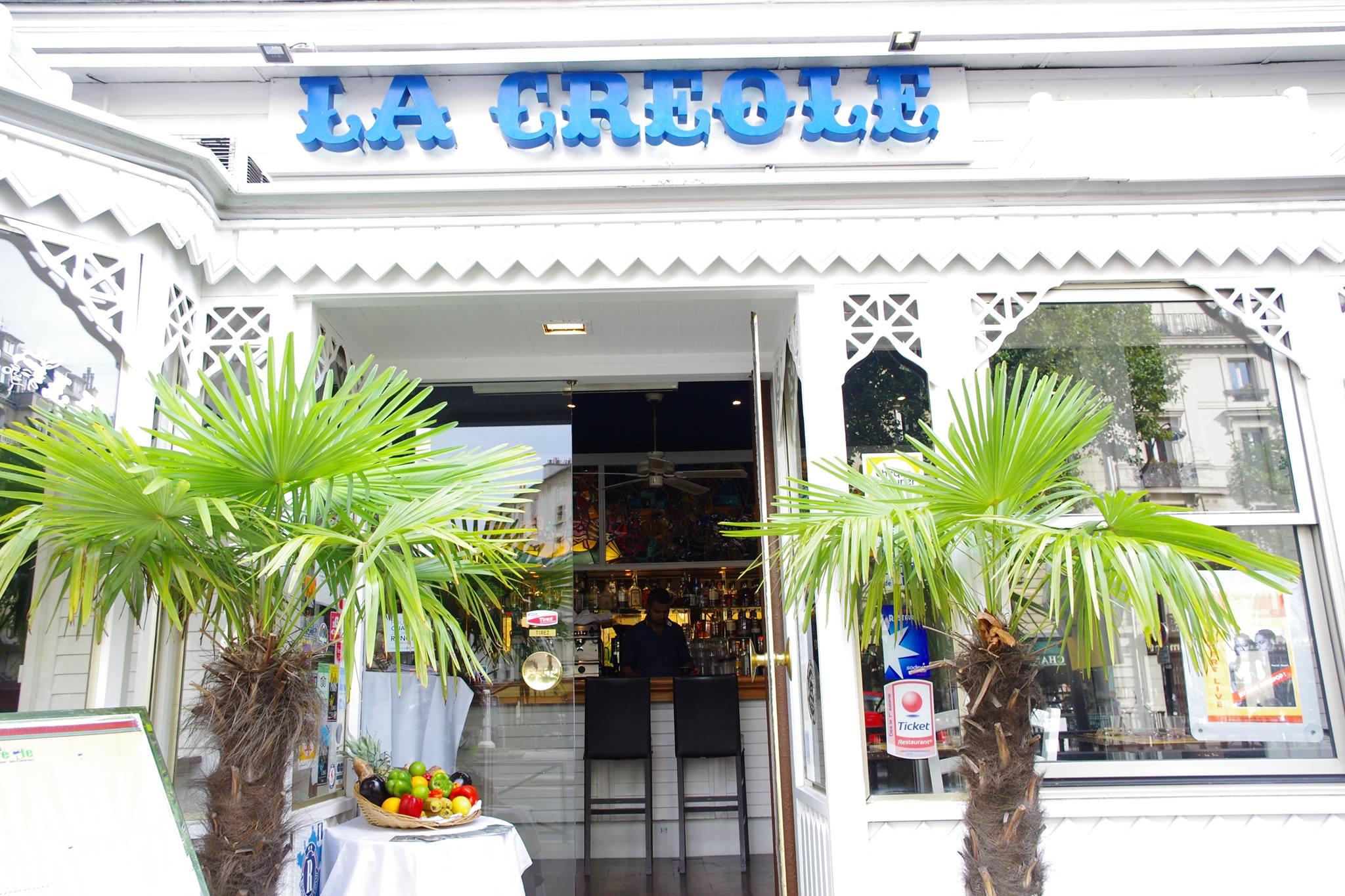Le Restaurant antillais La Créole