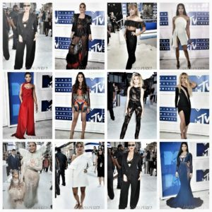 MTV VMAs RED CARPET 2016 : Les Up & Down