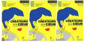 SOLIDARITE SIDA : 37è EDITION DE LA BRADERIE LES CREATEURS ONT DU CŒUR PAR L'Arcat