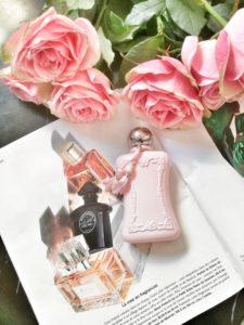 DELINA OU UNE ODE A LA FEMINITE, UN DELICAT PARFUM DE ROSE SIGNE PARFUMS DE MARLY