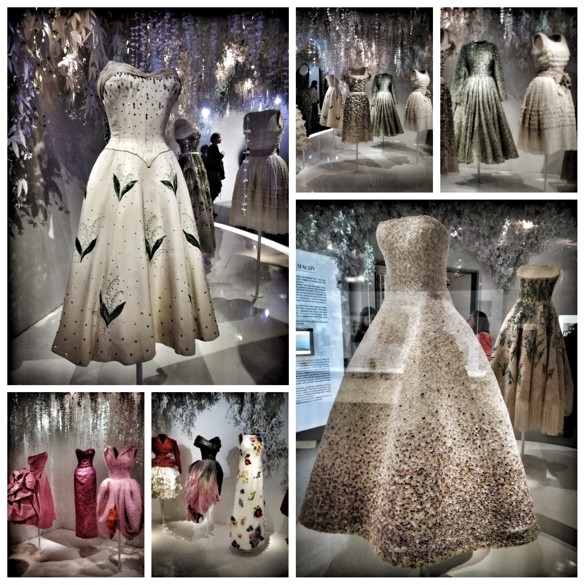 Christian Dior, 70 ans de Haute Couture au musée des Arts décoratifs
