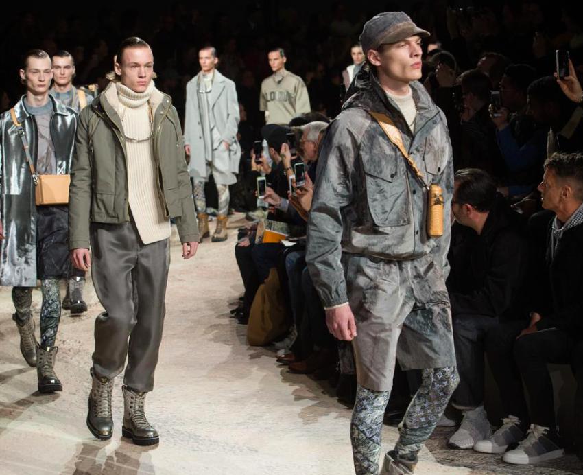 Louis Vuitton : le dernier défilé de Kim Jones