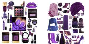 L'ultra-violet (Pantone 18-3838), la couleur de l'année 2018 !