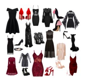 As-tu ta robe pour la Saint-Valentin ?