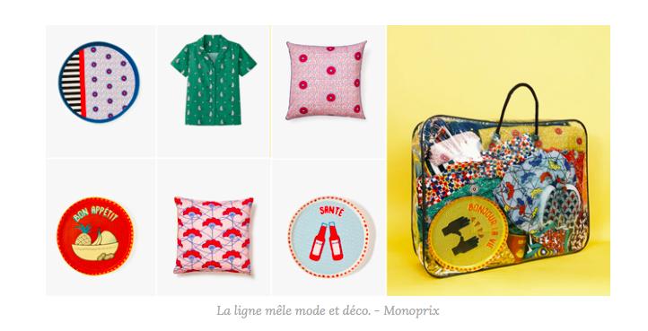 Collaboration lifestyle: Monoprix x Maison Château Rouge – Nadinez-vous
