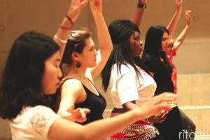 Mon expérience de danse orientale avec la Compagnie de danse Mariem Gamal