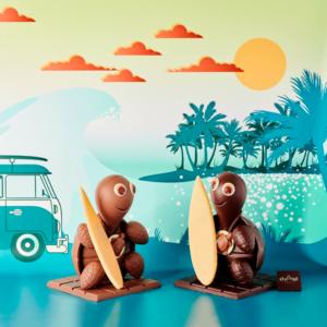 Les plus belles créations de Pâques imaginées par les chocolatiers