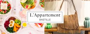 13 mai 2018 : un brunch gratuit à l'Appartement Bastille