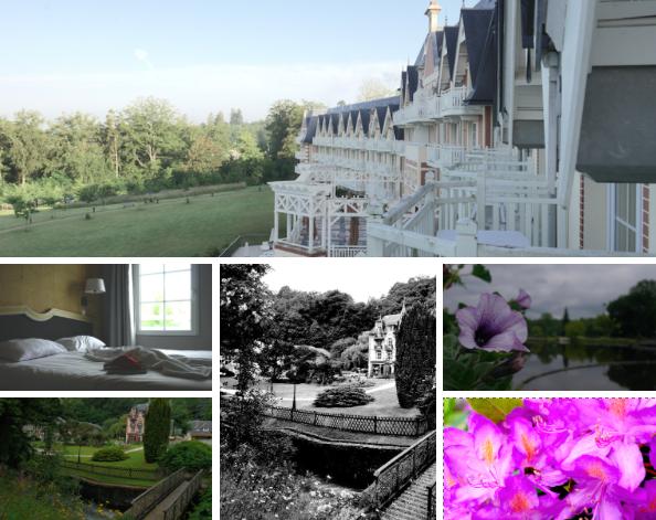 b'o resort: la destination idéale pour une parenthèse bien-être et un bain de nature dans la ville de Bagnoles de l'Orne Normandie