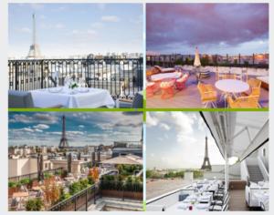 City guide rooftops à Parisby Nadinez-vous