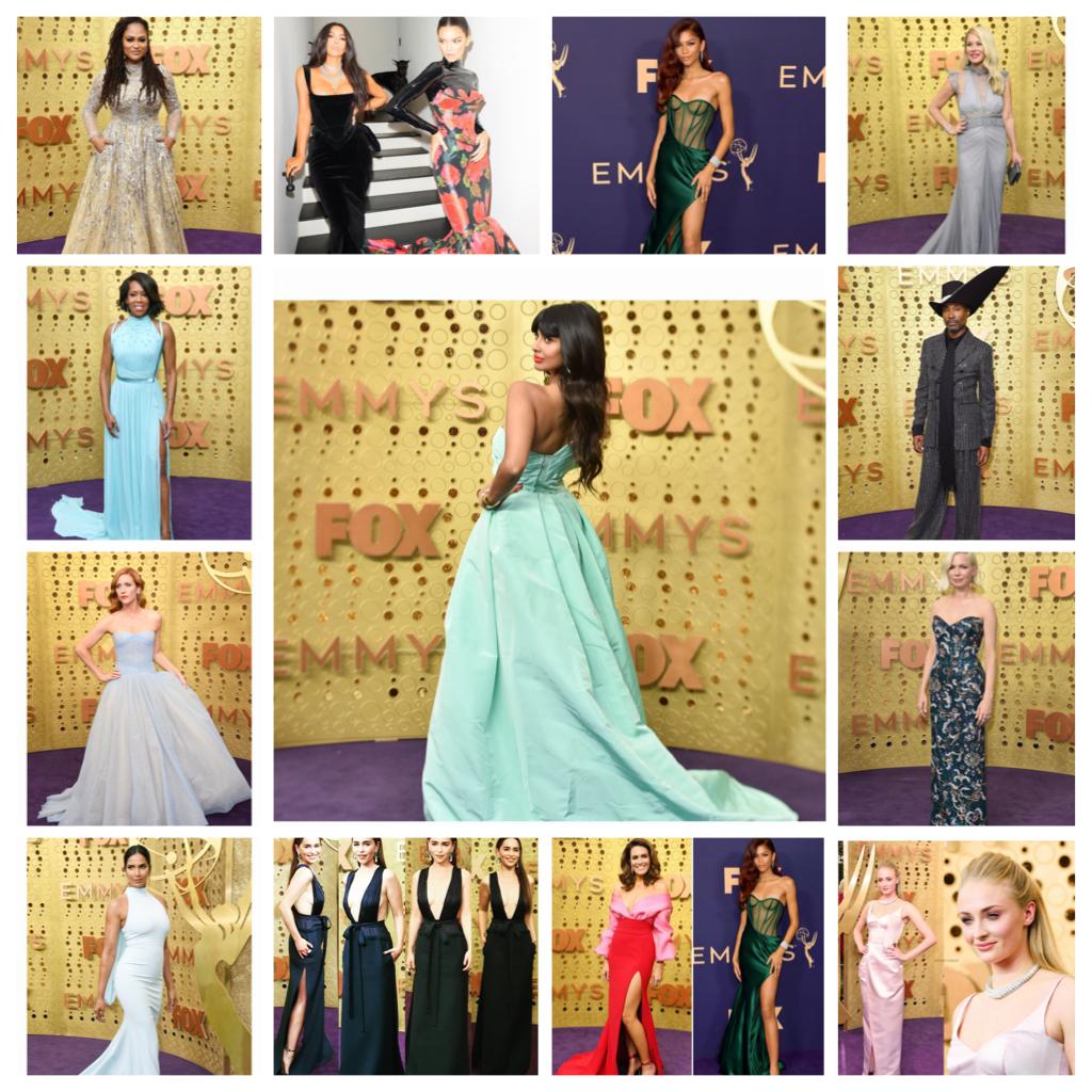 EMMY AWARDS 2019 : les plus belles tenues des célébrités sur le tapis rouge