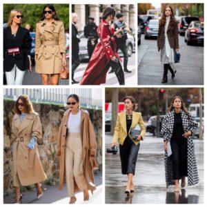 Les manteaux de mi-saison à shopper cet automne 2019