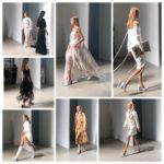 Défilé Kristina Fidelskaya printemps-été 2020 : La Pause