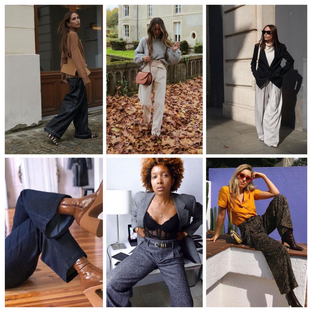 24 pantalons tendance pour cet automne hiver 2019-2020
