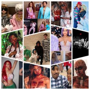 Halloween 2019 : les plus beaux déguisements de célébrités