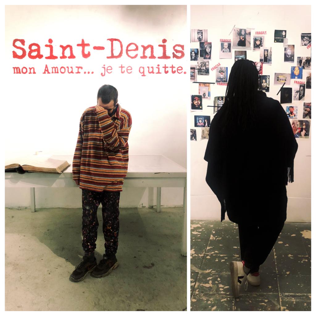 Guaté Mao : Saint-Denis mon Amour