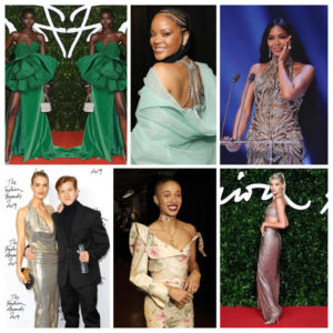Sara Sampaio, Adut Akech, Naomi Campbell…Les plus belles tenues glamour des Fashion Awards 2019
